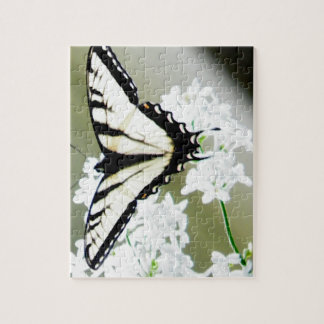 Eastern Tiger Swallowtail Butterfly Photo Jigsaw Puzzle