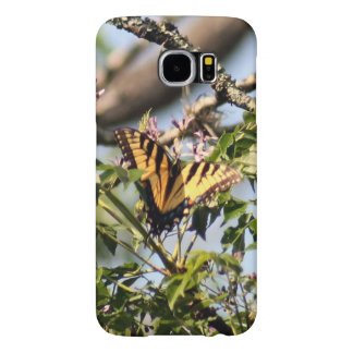Eastern Tiger Swallowtail Butterfly Photo Samsung Galaxy S6 Case