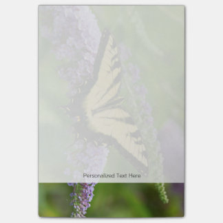 Eastern Tiger Swallowtail butterfly Post-it® Notes