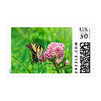 Eastern Tiger Swallowtail Butterfly Postage