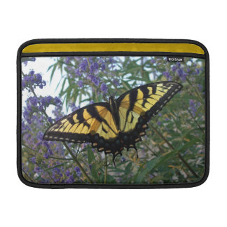 Eastern Tiger Swallowtail Butterfly Sleeve For MacBook Air