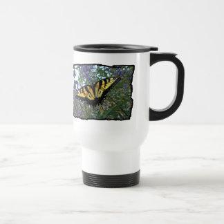 Eastern Tiger Swallowtail Butterfly Travel Mug