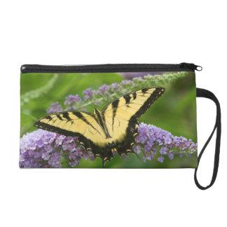 Eastern Tiger Swallowtail butterfly Wristlet Purse