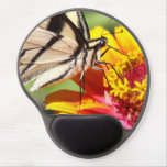 Eastern Tiger Swallowtail Gel Mouse Pads