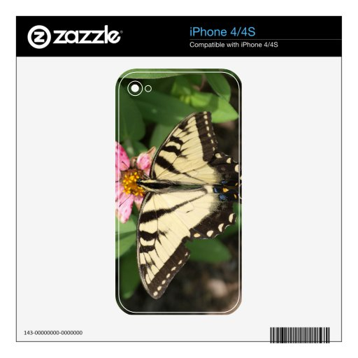 Eastern Tiger Swallowtail iPhone 4S Decal