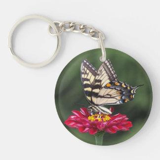 Eastern Tiger Swallowtail Keychain