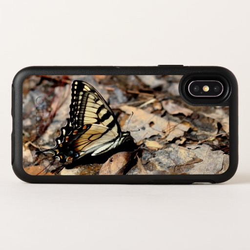 Eastern Tiger Swallowtail, Otterbox iPhone X Case.