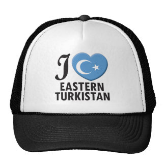 Eastern Turkistan Love Cap