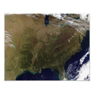 Eastern United States Photo Art