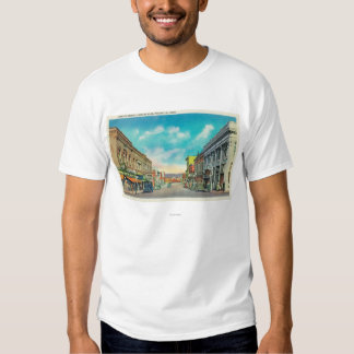 Eastern View from Center StreetPocatello, ID Shirt