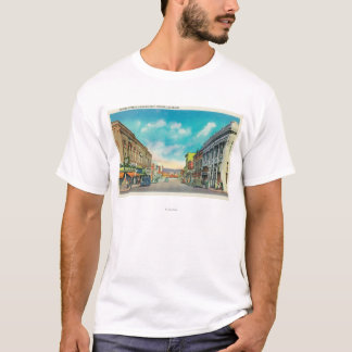 Eastern View from Center StreetPocatello, ID T-Shirt