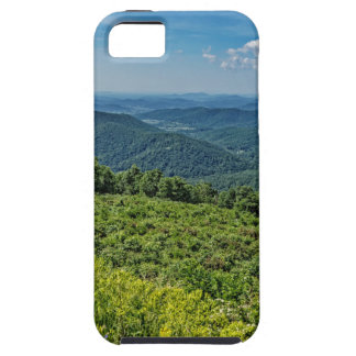 Eastern View from Shenandoah National Park iPhone SE/5/5s Case