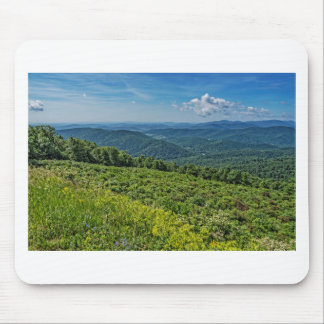Eastern View from Shenandoah National Park Mouse Pad