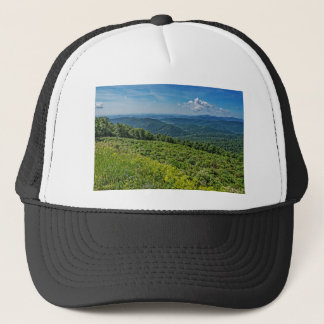 Eastern View from Shenandoah National Park Trucker Hat
