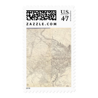 Eastern Virginia Postage Stamp