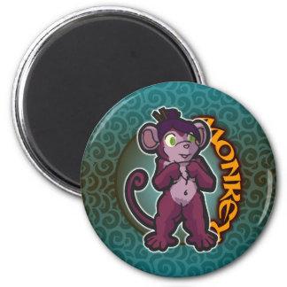 Eastern Zodiac - Monkey Magnet