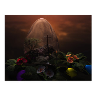 Easters Origin Postcard