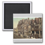 Eastgate Street and Newgate Street, Chester, Engla Refrigerator Magnets