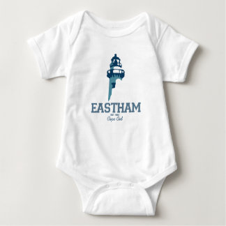 Eastham - Cape Cod. Baby Bodysuit