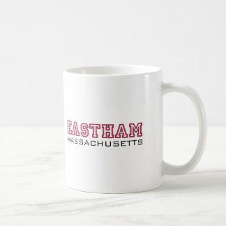 Eastham mA - Letras Taza