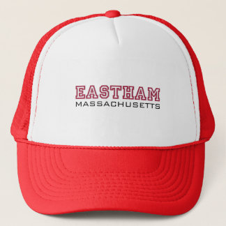 Eastham MA - Letters Trucker Hat