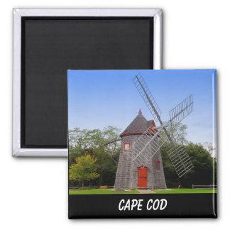 Eastham Windmill, Cape Cod MA Fridge Magnet
