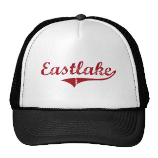 Eastlake Ohio Classic Design Mesh Hat