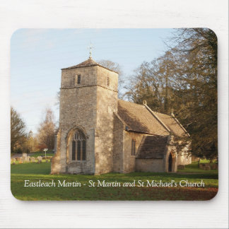 Eastleach St Martin and St Michael's Church Mouse Pad