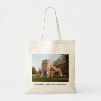 Eastleach St Martin and St Michael's Church Tote Bag