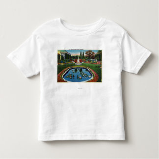 Eastman House Gardens Lily Pond Toddler T-shirt