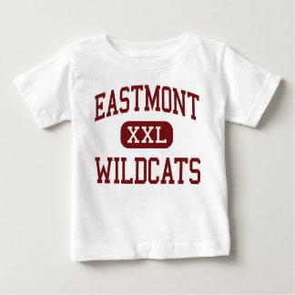 Eastmont - Wildcats - High - East Wenatchee Baby T-Shirt