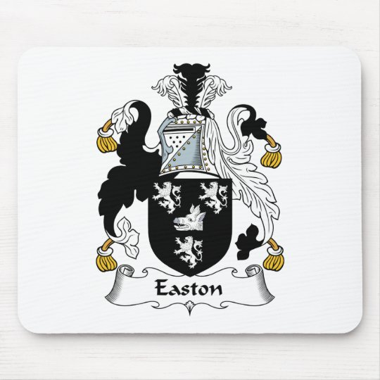 Easton Family Crest Mouse Pad