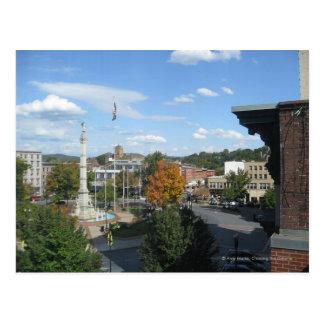 Easton PA Postcard