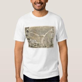 Easton Pennsylvania & Phillipsburg New Jersey 1900 Shirt