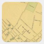 Eastport Village Square Sticker