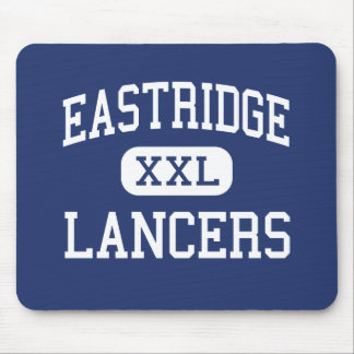 Eastridge - Lancers - High - Rochester New York Mouse Pad
