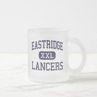 Eastridge - Lancers - Junior - Rochester New York Coffee Mugs