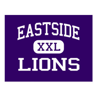 Eastside - Lions - High - Lancaster California Post Cards
