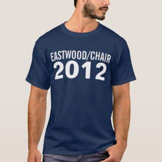 Eastwood/Chair 2012 T-Shirt