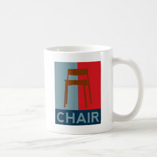 Eastwood, chair, nothing more needs to be said coffee mug