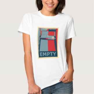 Eastwooding Chair Invisible Obama PoliticalSatire T Shirt