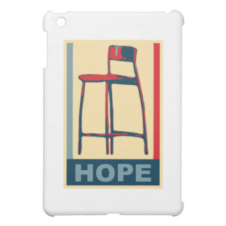 Eastwooding Invisible Obama Chair of Hope iPad Mini Covers
