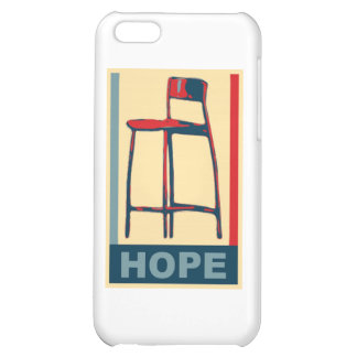 Eastwooding Invisible Obama Chair of Hope iPhone 5C Covers