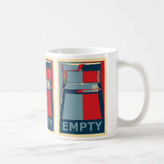 Eastwooding the Obama Chair Funny Political Coffee Mug