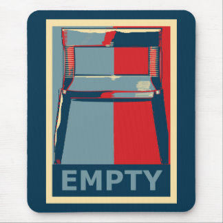 Eastwooding the Obama Chair Funny Political Mouse Pad