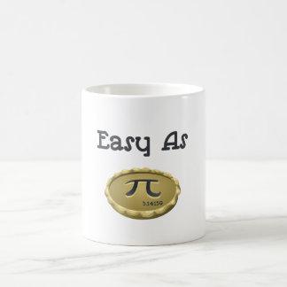Easy As Pi Coffee Mug