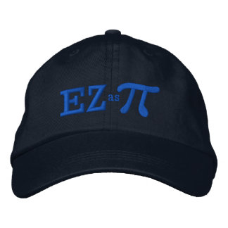 Easy as Pie with Pi Baseball Cap