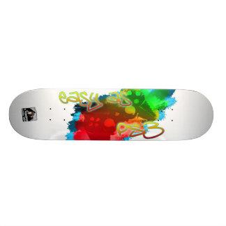 Easy as PS3 Skateboard