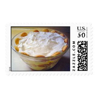 Easy Banana Pudding Postage