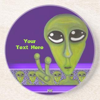Easy Bein Green Coaster